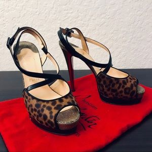 ⭐️OPEN TO OFFERS⭐️Discocotte 140 Leopard Gold